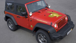 Jeep Wrangler Golden Eagle Sondermodell