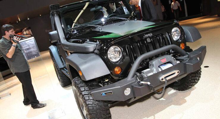 Jeep Wrangler IAA