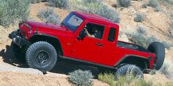 Jeep Wrangler JK8 Mopar Conversion Kit