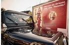 Jeep Wrangler, Motorhaube, Werbung