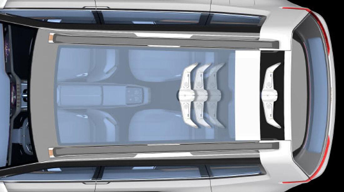 Jeep Yuntu Hybrid Concept