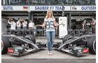 Jennifer Becks - Formel 1 - GP Australien 2014 - Danis Bilderkiste