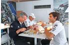 Jens Marquardt, Bruno Spengler, Frühstück