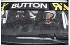 Jenson Button & David Coulthard - RallyCross - Lydden Hill - 2015
