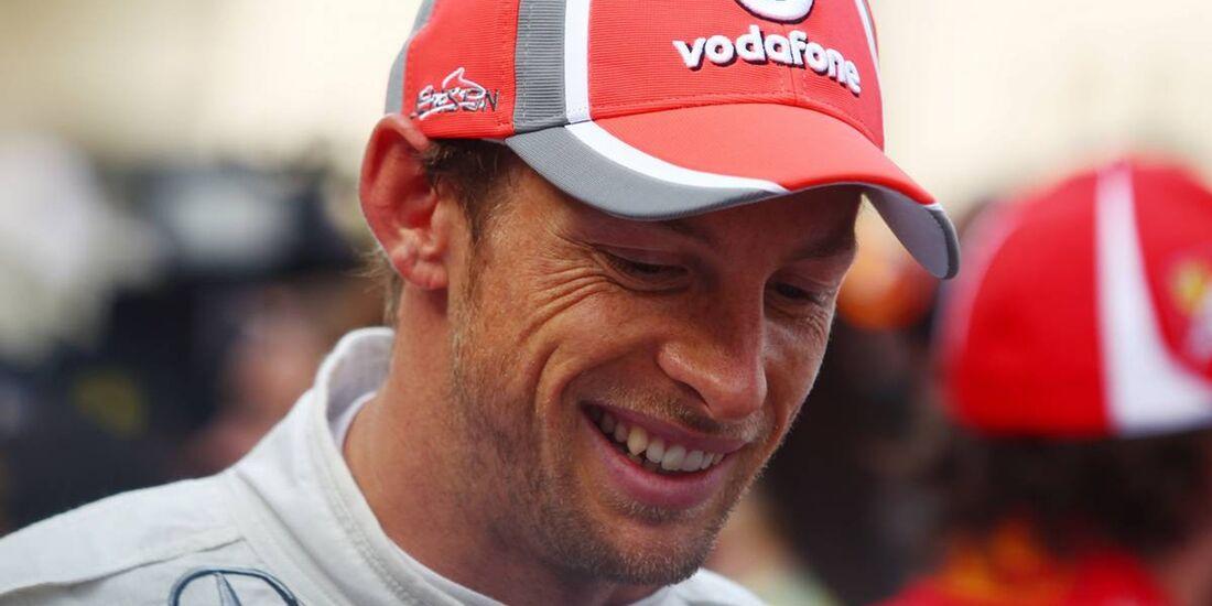 Jenson Button - Formel 1 - GP Bahrain - 21. April 2012
