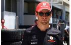 Jenson Button - GP Brasilien - 24. November 2011