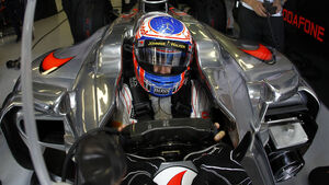 Jenson Button GP Italien 2012