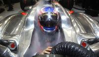 Jenson Button GP Singapur 2011