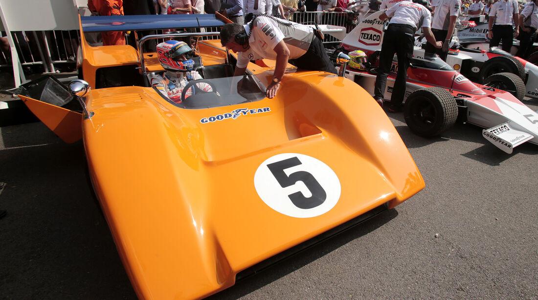 Jenson Button - McLaren Can-AM