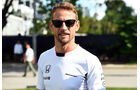 Jenson Button - McLaren - Formel 1 - GP Singapur - 15. Septemberg 2016