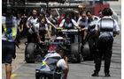 Jenson Button - McLaren - Formel 1 - GP Spanien - 13. Mai 2016