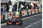 Jenson Button - McLaren - Formel 1 - GP USA - Austin - 17. November 2012