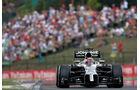 Jenson Button - McLaren - Formel 1 - GP Ungarn - 26. Juli 2014