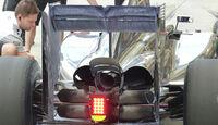Jenson Button - McLaren - Formel 1 - Test - Bahrain - 28. Februar 2014