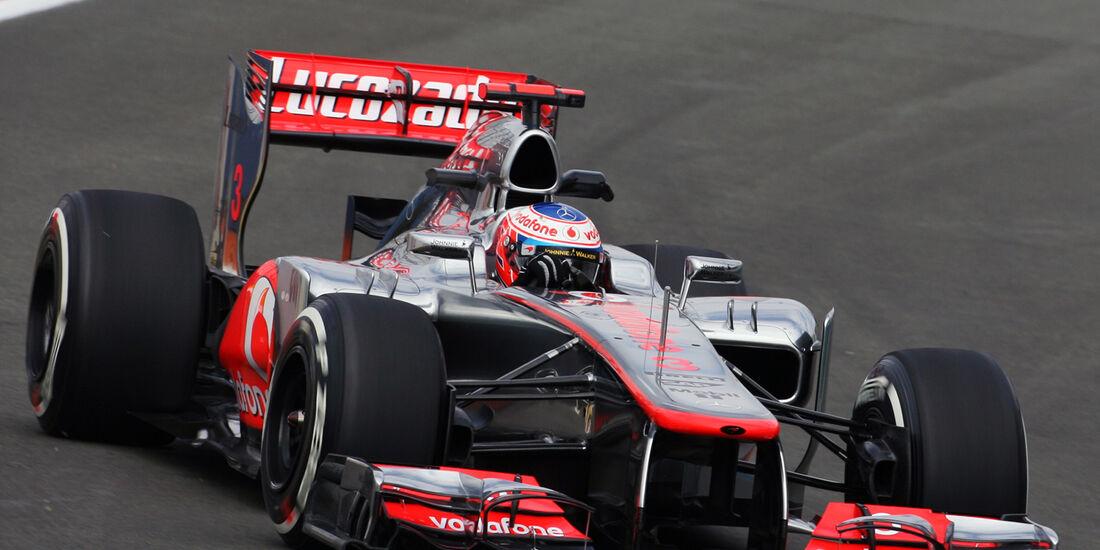 Jenson Button - McLaren - GP Europa - Formel 1 - Valencia - 22. Juni 2012