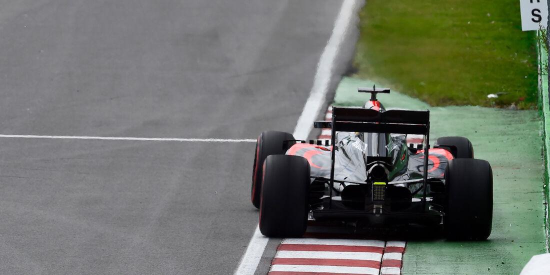 Jenson Button - McLaren - GP Kanada - Montreal - Freitag - 10.6.2016