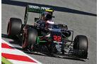 Jenson Button - McLaren - GP Spanien 2016 - Barcelona - F1 - Freitag - 13.5.2016