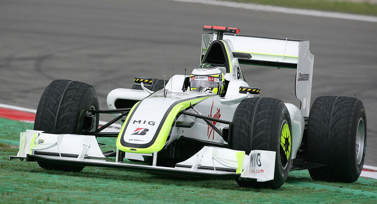 Jenson Button / Nürburgring 2009