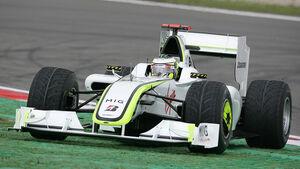Jenson Button / Nürburgring 2009