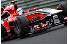 Jerome D'Ambrosio - GP Ungarn - Formel 1 - 30.7.2011
