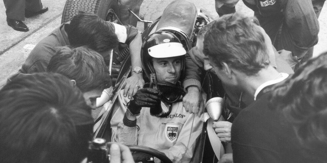 Jim Clark - Formel 1 - Historie