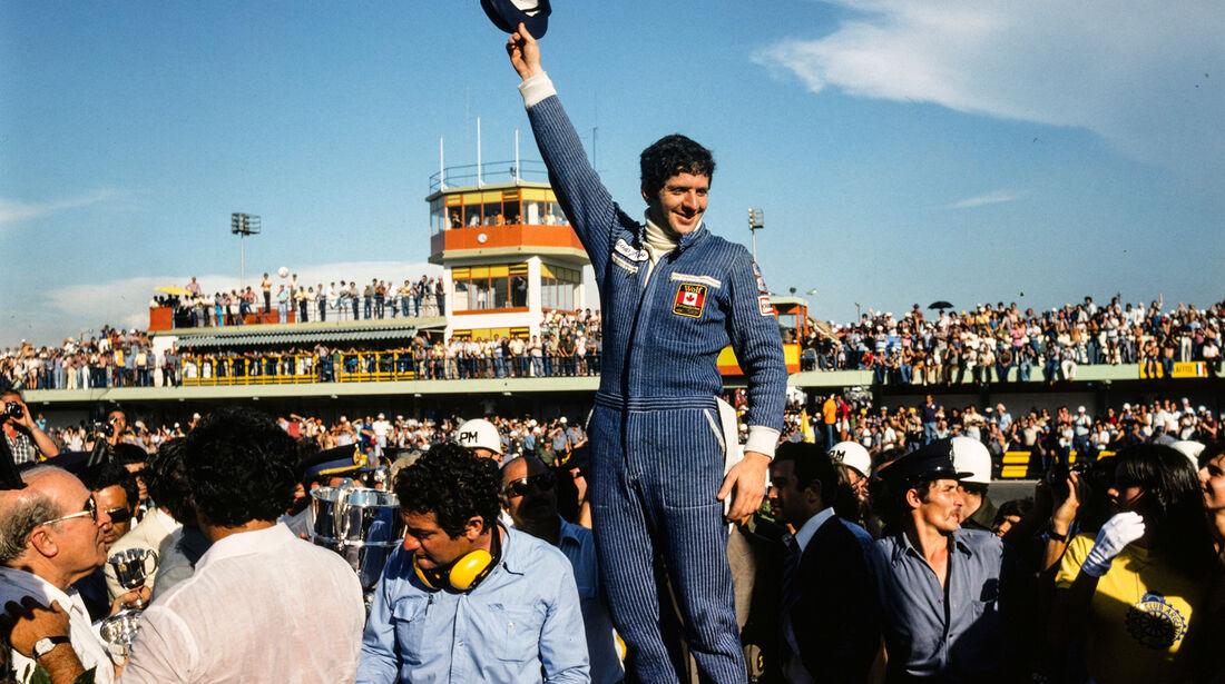Jody Scheckter - GP Argentinien 1977
