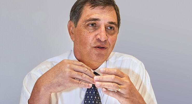 Johann van Zyl, Europa-Chef von Toyota