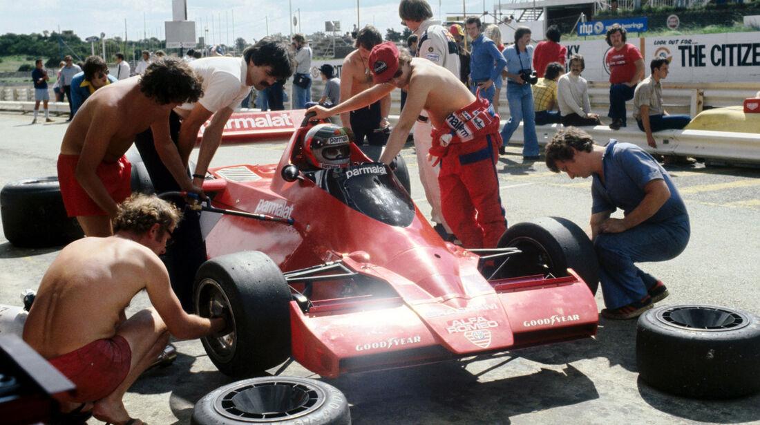 John Watson - Brabham BT46 - GP Südafrika 1978 - Kyalami