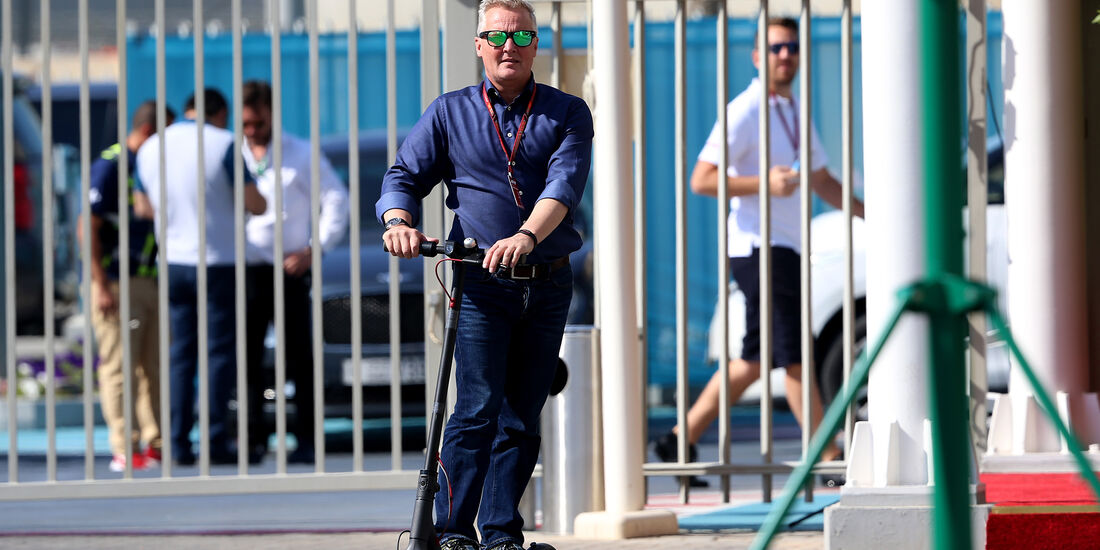 Johnny Herbert - GP Abu Dhabi - Formel 1 - 23. November 2018