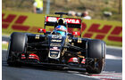Jolyon Palmer - Lotus - GP Ungarn - Budapest - Freitag - 24.7.2015