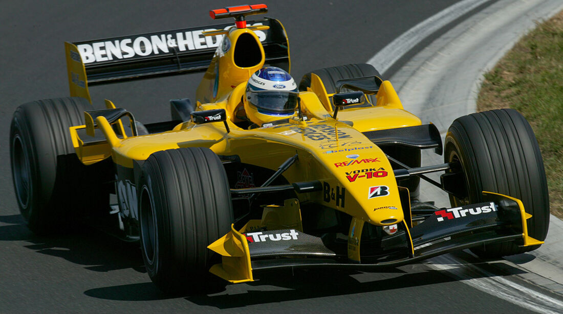 Jordan-Cosworth