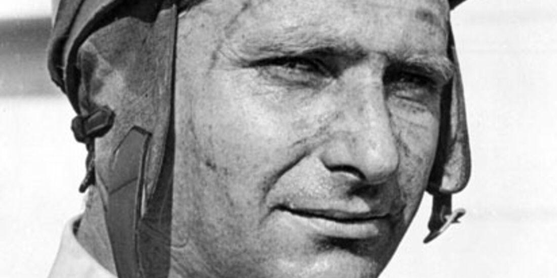Juan Manuel Fangio Porträt