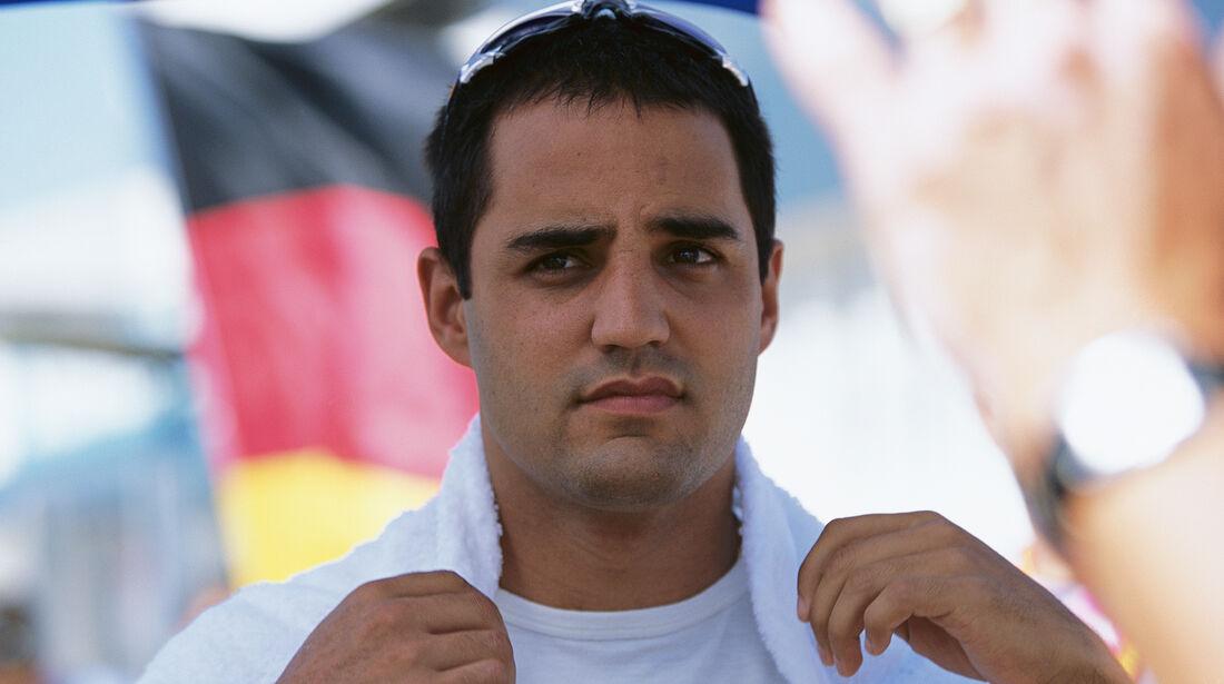Juan-Pablo Montoya - GP Ungarn 2003