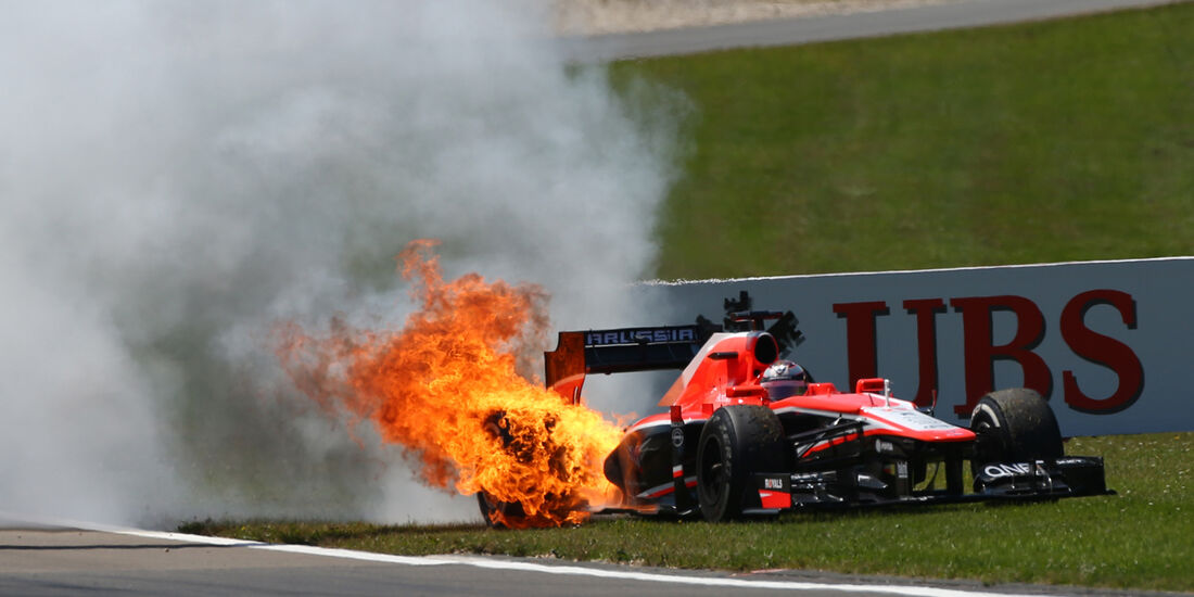 Jules Bianchi - Formel 1 - 2013