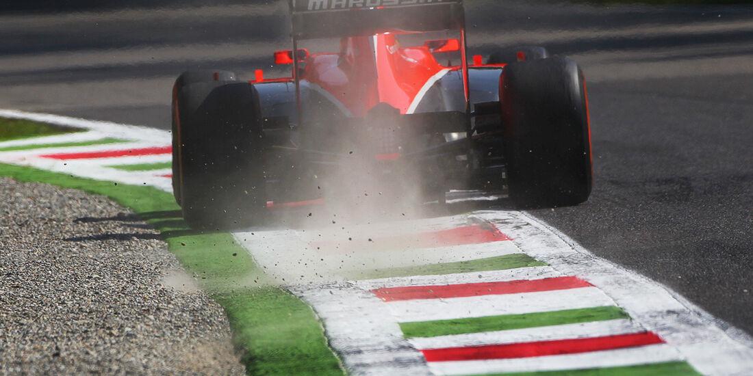Jules Bianchi GP Italien 2013