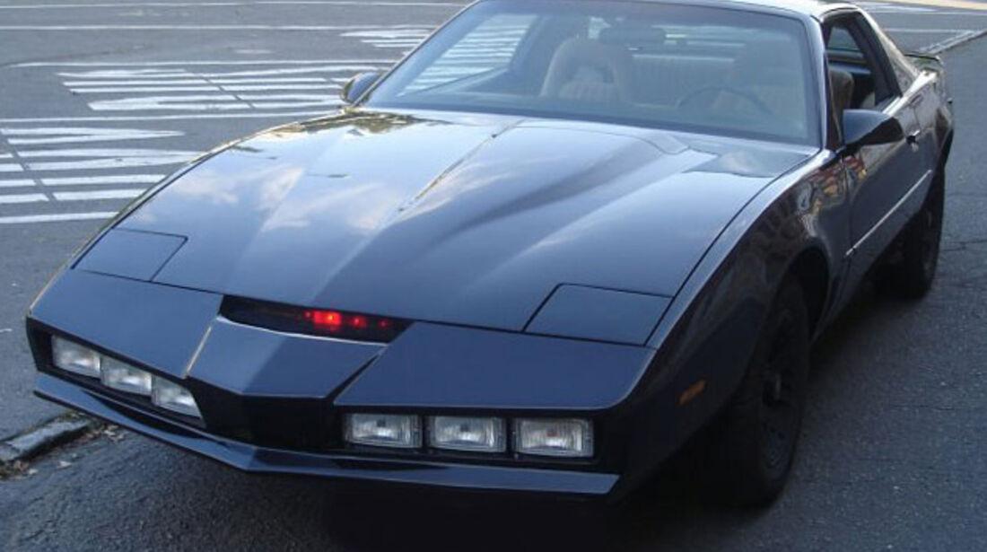 K.I.T.T. Replika: Knight Rider (USA 1982-1986)