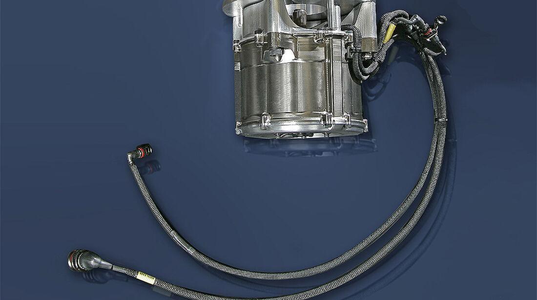 KERS Elektromotor Generator McLaren-Mercedes