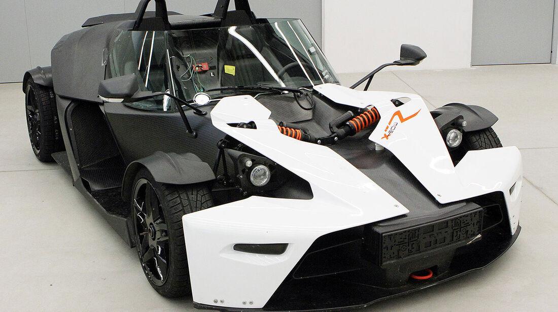 KTM X-BOW GT Prototyp