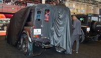 Kahn Design Flying Huntsman 6x6 Concept, Autosalon Genf 2015