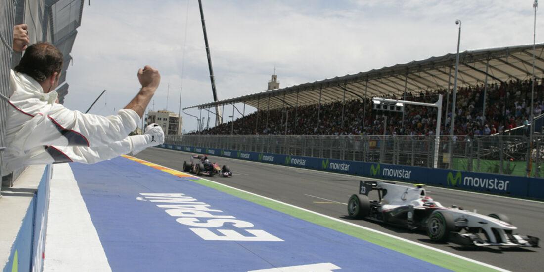 Kamui Kobayashi - GP Europa 2010