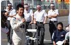 Kamui Kobayashi - GP Japan - Suzuka - 6. Oktober 2011