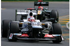 Kamui Kobayashi - Sauber - GP Australien - Melbourne - 17. März 2012