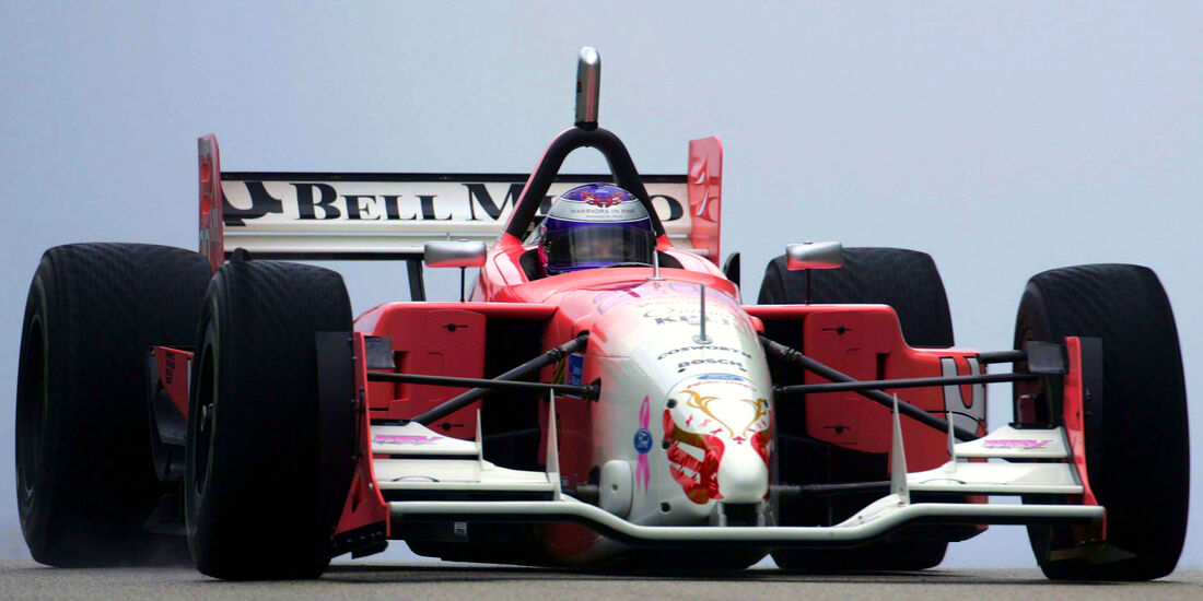 Katherine Legge - Lola Ford Cosworth - Champ Car - 2006