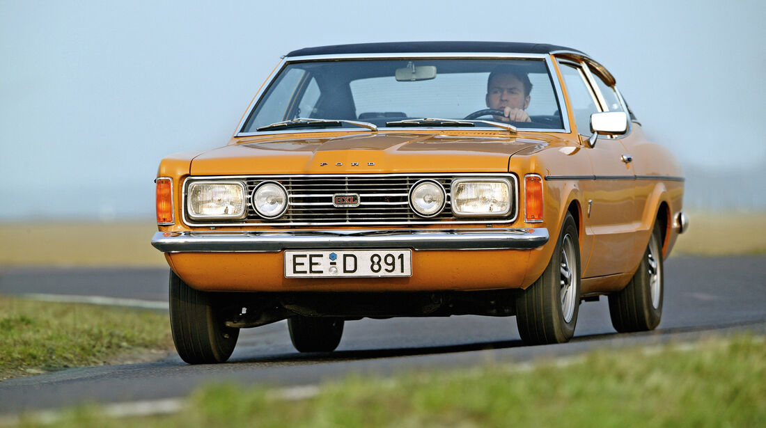 Kaufratgeber Klassiker bis 5000 Euro - Ford Taunus