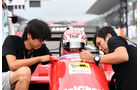 Kazuki Nakajima - Ferrari F1/87 - GP Japan 2016