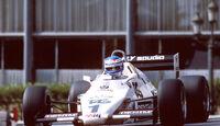 Keke Rosberg - GP Monaco 1983