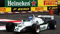 Keke Rosberg - GP Monaco - Formel 1 - Donnerstag - 24.5.2018