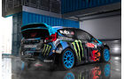 Ken Block Ford Fiesta 2013