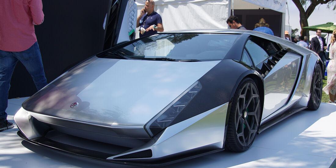 Ken Okuyama Cars Kode 0 Lamborghini Aventador Neu Interpretiert