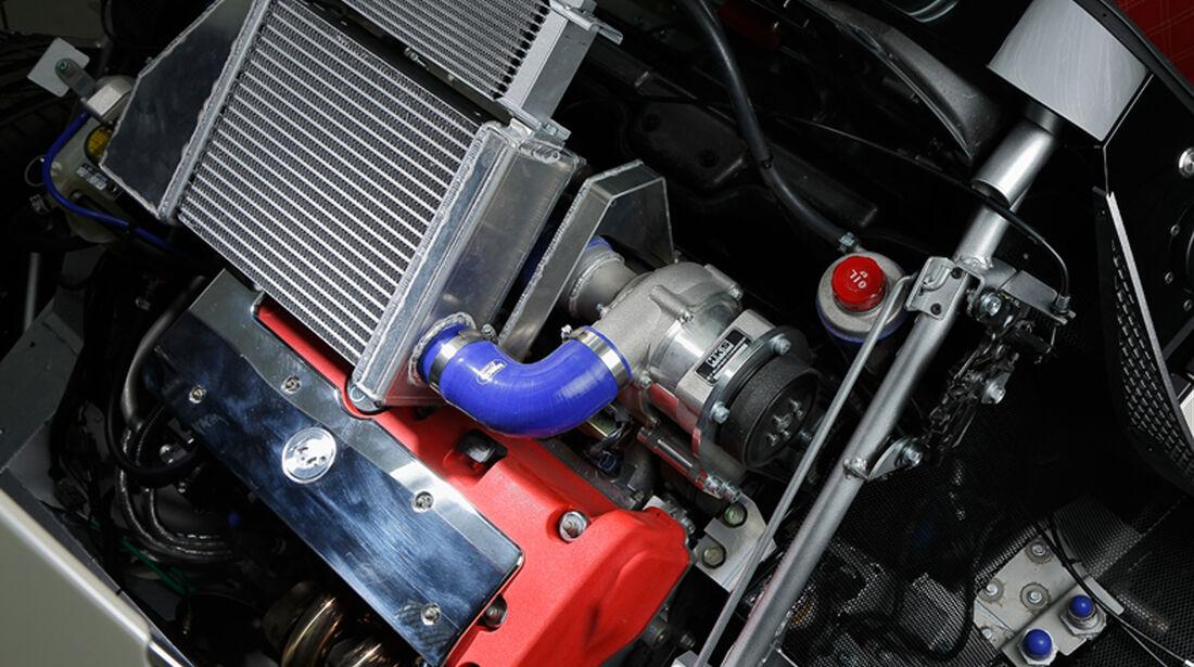 Ken Okuyama Kode 9 Honda-Motor